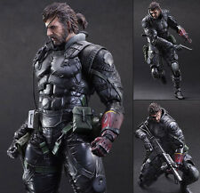 Square Enix PLAY ARTS KAI Metal Gear Solid V Venom Snake Sneaking Suit figure