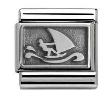 Nomination Charm Windsurfer RRP £20