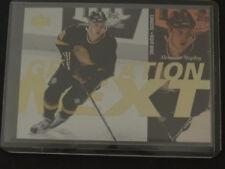 1996-97 Upper Deck Generation Next X29 Alexander Mogilny / Valeri Bure Card