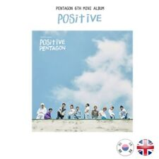 [NEW + SEALED!] PENTAGON Positive Shine 6th Mini Album CD K-pop Kpop UK