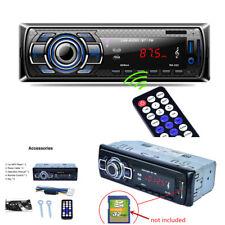Bluetooth LED Screen Car MP3 Player Auto Radio Plug-in Multimedia Player + FM/SD