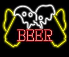 "New Smugs Cheer Beer Artwork Wall Decor Acrylic Neon Light Sign 19""x15"""