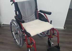 Sheepskin Wheelchair Covers Cushion Panel