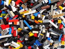LEGO 1/4 lb Bulk Lot of Only Building Bricks Bricks Mixed Colors