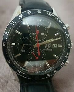 TAG Heuer First Edition Carrera Men's Watch - CV2014