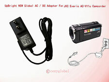 Global AC Adapter Charger For JVC Everio Camcorder Series AC-V11u Power Supply