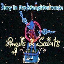 Angels & Saints von Fury in the Slaughterhouse | CD | Zustand sehr gut