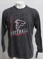 Atlanta Falcons NFL Men's Big & Tall Charcoal Majestic T-Shirt