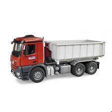 MB AROCS LKW mit Abrollcontainer BRUDER 03622