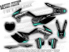 NitroMX Graphic Kit for KTM SX SXF 125 250 350 450 2013 2014 2015 SX 250 2016 MX