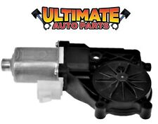 Front Power Window Motor Drivers LH for 10-11 Chevy Equinox