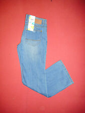 New Animal Bootcut - Ladies Blue Denim Jeans - Size 12 Leg 32 - B144