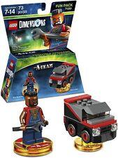LEGO DIMENSIONS The A-Team B.A. Baracus FUN PACK 71251 B.A.'s Van Minifigure