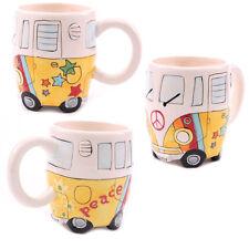 Coffee Volkswagen VW Bus Bulli t1 Camper Mug Pot Cup Hippie