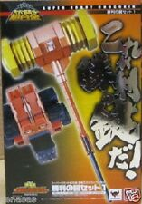 Used Bandai SUPER ROBOT Chogokin The King of Braves GaoGaiGar Key Pre-Painted