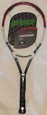 NEW PRINCE Lightning 105 tennis racquet 4 3/8