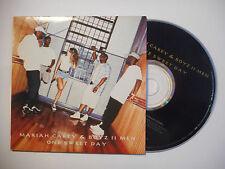 MARIAH CAREY & BOYZ II MEN : ONE SWEET DAY ♦ CD SINGLE PORT GRATUIT ♦