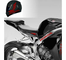 Honda cbr stickers for helmet decal motorcycle parts dot shoel arai bell