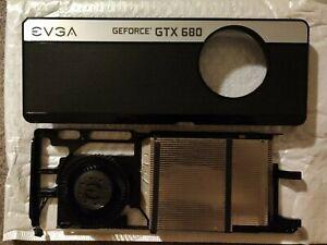 Brand new EVGA GTX 680 Cooler for reference PCB design
