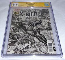 Uncanny X-Men #29 CGC SS Signature Autograph STAN LEE Sketch Death Cyclops Magik