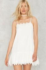 Nasty gal Hanging Rock Crochet Lace Dress Size L