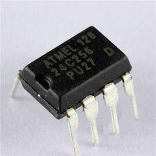 24c256 EEPROM 32k x8 BIT SERIAL CODE 2eb1 Atmel compatibile m24256-wbnp 6 STM dip8