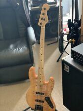 Fender/warmoth custom JAZZ bass