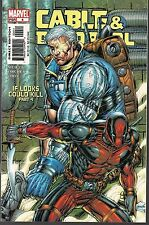 """CABLE & DEADPOOL #4 MARVEL 08/04 FACADE VIRUS """"IF LOOKS COULD KILL"""" Part 4 NM"""
