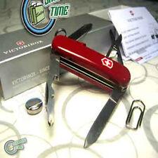 【v06366】Victorinox Swiss Army Knife 58mm Midnite Manager White LED Pocket Tool