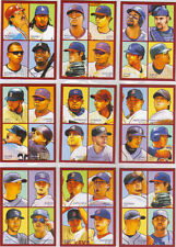 09 UD Goudey 4 in 1 Red(14) Lot W/ # 12,17,32,39,45,47,48,66,67,73,74,91,92,
