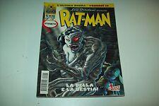 LEO ORTOLANI-RAT-MAN COLLECTION N.25-LA BELLA E LA BESTIA-PANINI COMICS 2001 OT!