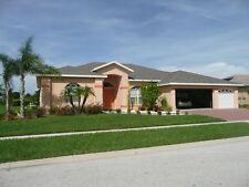 Ferienhaus in Florida Tampabay, 80,-€ p.Tag, 4 Schlafz. 200m², keine Nebenkosten