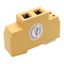 100Mbps Fast  Ethernet Network LAN Surge Protector  Arrester