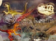 Schleich Velociraptor en la caza 42259 Conjunto de Juego Figuras De Dinosaurio