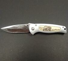 Smith & Wesson S.W.A.T. Folding Knife - R.O.C. Patent- Grizzly by Layden
