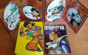Dragon Ball Z Dragon Box 1 Volume 1, 6DVD with 48pg booklet, Regions 1 & 4