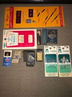 Lot vintage sewing needles Boyle Majesty Falcon Penn Gold Thyra Piccadilly