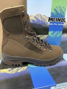 Meindl Desert Combat High Liability Boots New Military Hiking Surplus UK