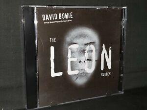 David Bowie CD The Leon Suites Unreleased Original Outside Album 1994
