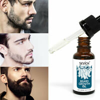 Sevich Smoothing Nutrition Moustache Surm 20ml Beard Oil Natural Growth For Men