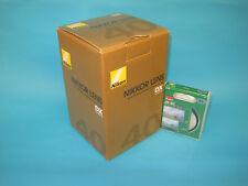 New Nikon AF-S DX Micro NIKKOR 40mm F2.8 G Macro Lens f/2.8G + Free Filter