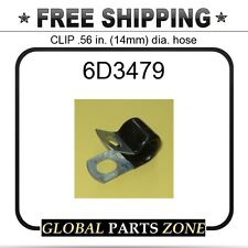 6D3479 - CLIP .56 in. (14mm) dia. hose  for Caterpillar (CAT)