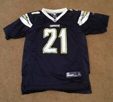 LaDainian Tomlinson San Diego Chargers Youth Large Blue Reebok Jersey NFL