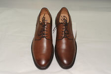 b5c2679e38c  185 NWOTJohn W. Nordstrom Men s Plain Toe Leather Oxford Dress Shoes Size  9.5
