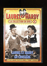 LAUREL & HARDY  EN CROISIERE    La collection en DVD n°6   DVD ZONE 2