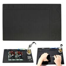 Soldering Mat Heat Resistant 954f Silicone Desk Repair Mat For Soldering Iron