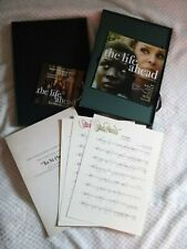 THE LIFE AHEAD SIGNED MUSIC SHEET BY LAURA PAUSINI RECORD SIGNED BY DIANE WARREN