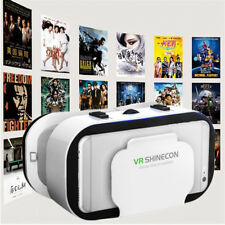 VRSHINECON 3D VR Headband Headset Virtual Goggles Glasses for Android IOS iPhone