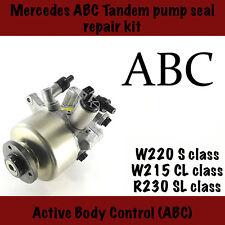 MERCEDES ABC (Active Body Control) Tandem Pompa Kit di riparazione, w220, w215, r230