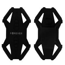 Soporte móvil para bici/moto para teléfono de 4 a 6'' marca Forever - Negro
